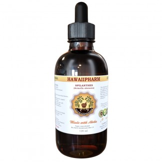 Spilanthes Liquid Extract, Organic Spilanthes (Acmella Oleracea) Tincture