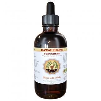 Fenugreek Liquid Extract, Organic Fenugreek (Trigonella foenum-graecum) Tincture